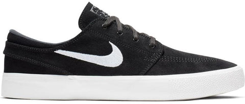 NIKE SB ZOOM JANOSKI RM SHOES - BLACK / WHITE / THUNDER GREY