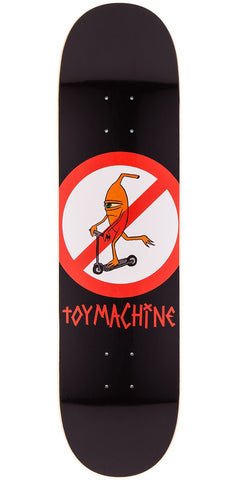 TOY MACHINE NO SCOOTERS DECK - 8.25""