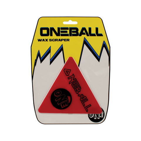"ONEBALL 6"" WAX SCRAPER - MAIDEN"