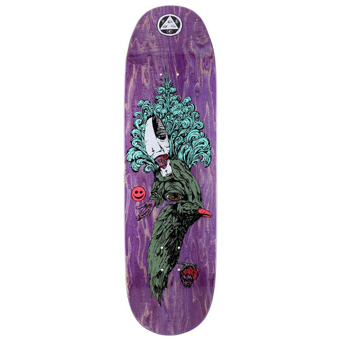 "WELCOME TONIGHT IM YOURS BACULUS DECK - 9.0"" (ASSORTED STAINS)"