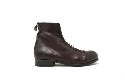 Italian Handcrafted Buffalo Artillery Boot | High Quality Shoes for Man | Italian Handmade Shoes italyci
