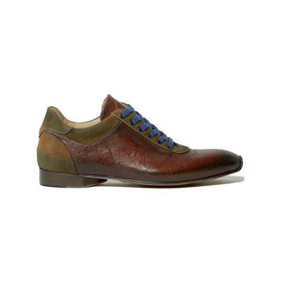 Italian Handcrafted Curved Leather Shoes | High Quality Shoes for Man | Luxury Italian Handmade Shoes italyci