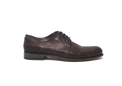 Italian Handcrafted Derby New Fori | Luxury Italian Handmade | Shoes for Man Shoes italyci