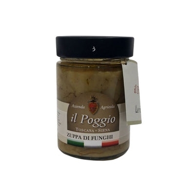 Italian Handcrafted Mushroom soups - Box of 6 pieces Legume italyci