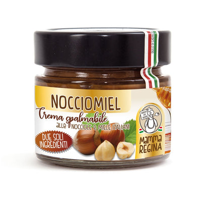 Italian Handcrafted Nocciomiel | High Quality Spreadable Cream | Made in Italy Sweet cream italyci