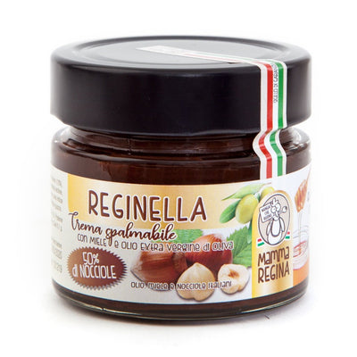 Italian Handcrafted Reginella | High Quality Spreadable Cream | Made in Italy Sweet cream italyci