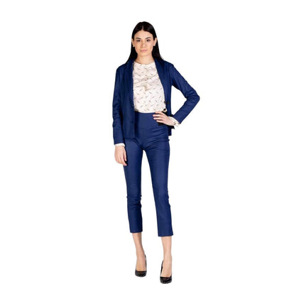 Italian Handcrafted Slim Fit Trousers - Made in Italy - Women's bamboo clothing -  Italyci Clothes italyci