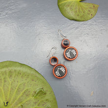 Load image into Gallery viewer, 8 BIDRI earrings