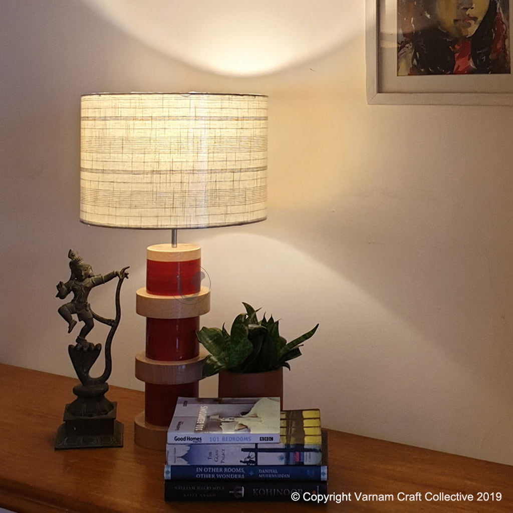 DOMUS LAMP Red  ~ 12