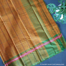Load image into Gallery viewer, CHETTINAD mini checks ~ bright yellows