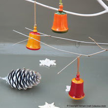 Load image into Gallery viewer, CURVY XMAS BELLS