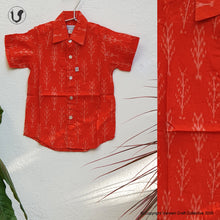 Load image into Gallery viewer, IKAT in orange (Kids)