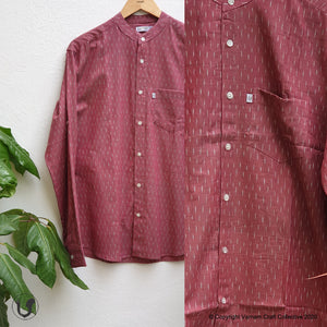 ONION PINK IKAT (full sleeves)