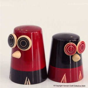 GYAANI GOOBE Salt-n-pepper set