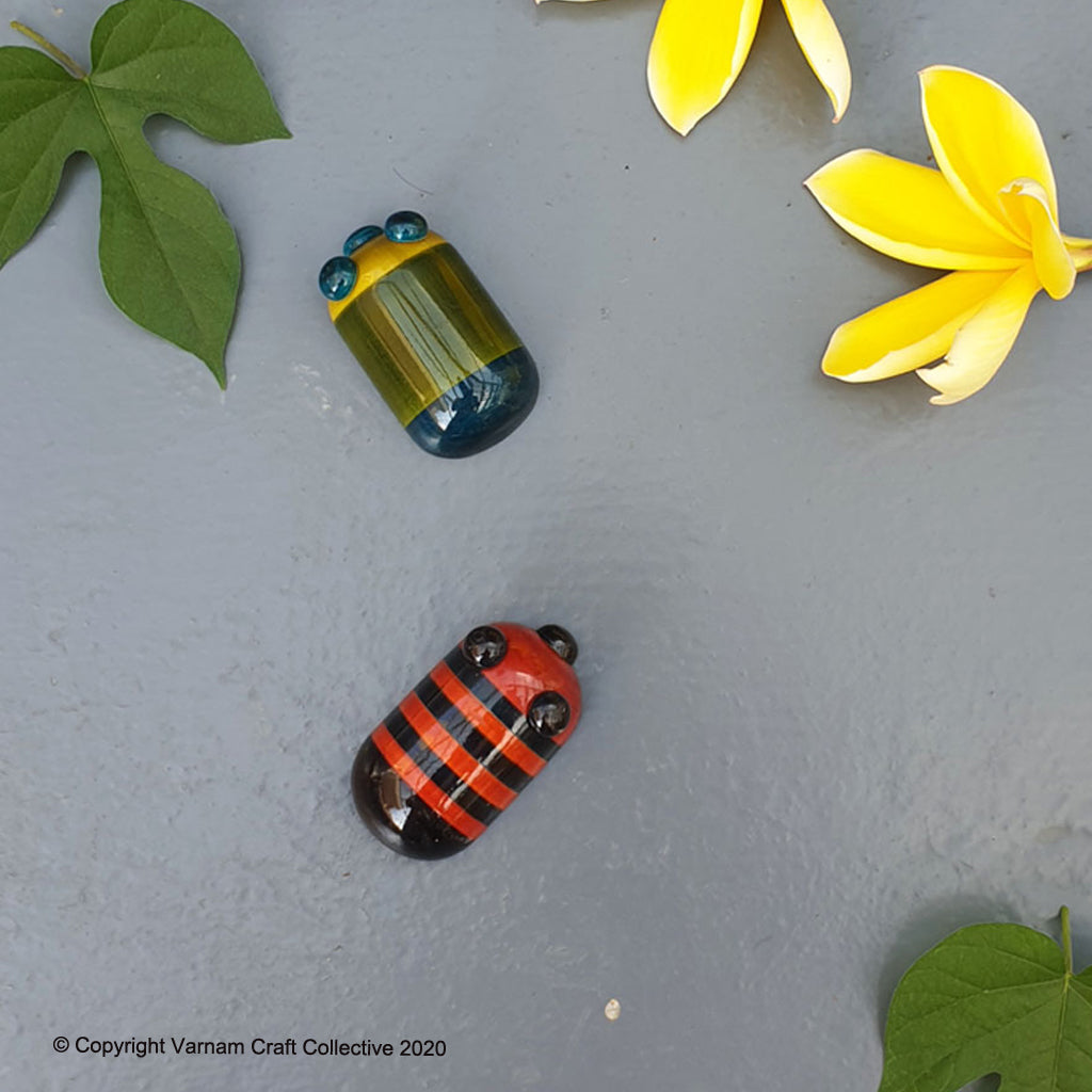 the LADY BUG magnets