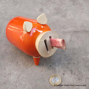 OINKSTON Money Bank