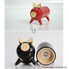 Load image into Gallery viewer, OINKSTON Salt-n-pepper set