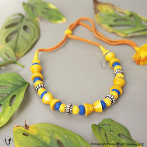 PATWA Damru yellow-blue
