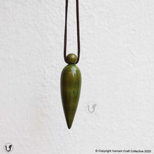 Load image into Gallery viewer, the PEAR pendant