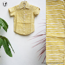 Load image into Gallery viewer, STRIPES in yellow (Kids)