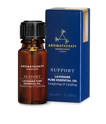 Support Lavender Pure Essential Oil (10ml)