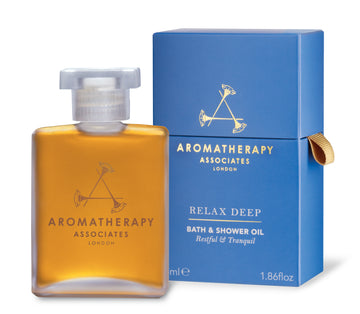 Deep Relax Bath & Shower Oil (55ml)
