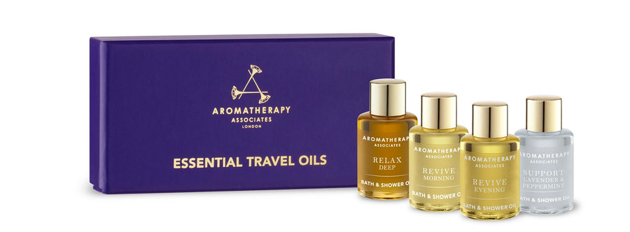 Essential Travel Oil Set