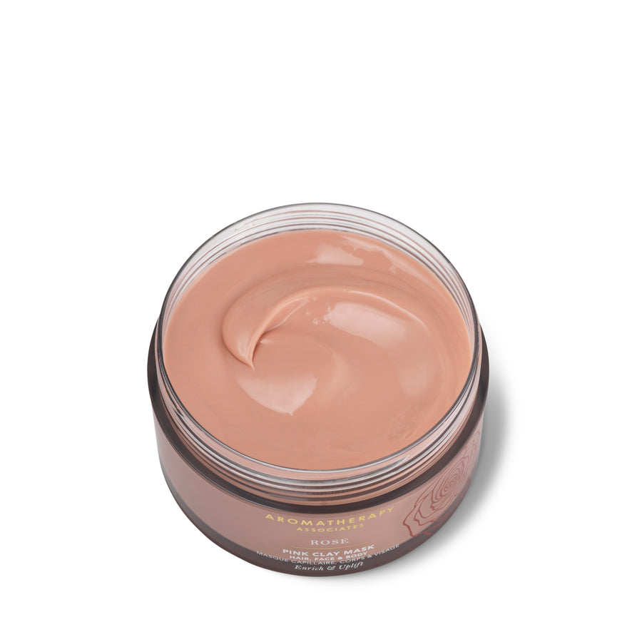 Rose Pink Clay Mask (200ml)