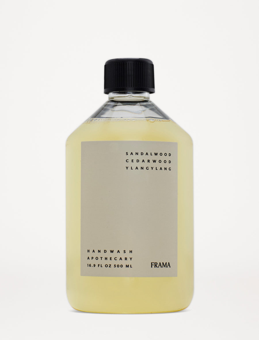 Apothecary Hand Wash Refill (500ml)
