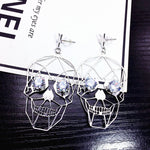 Skully Unique Earrings