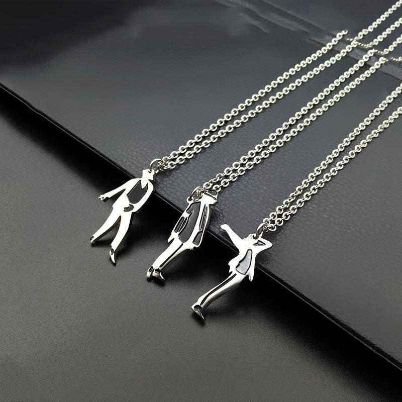 Michael Jackson Necklace