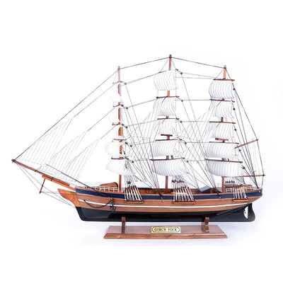 Model sailing ship-GORCH FOCK - WOODLIVE