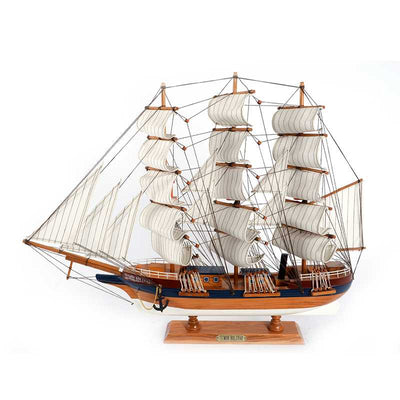 SIMON BOLIVAR Sailing Ship Model, 1/135 Scale - WOODLIVE