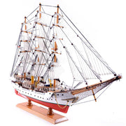 DANMARK Sailing Ship Model, 1/118 Scale - WOODLIVE
