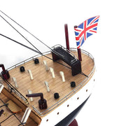 Titanic Passenger Ship Model with Lights, 1/269 Scale - WOODLIVE