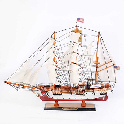 U.S. COAST GUARD Ship Model, 1/140 Scale - WOODLIVE