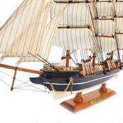 LIGHTNING Sailing Ship Model, 1/150 Scale - WOODLIVE