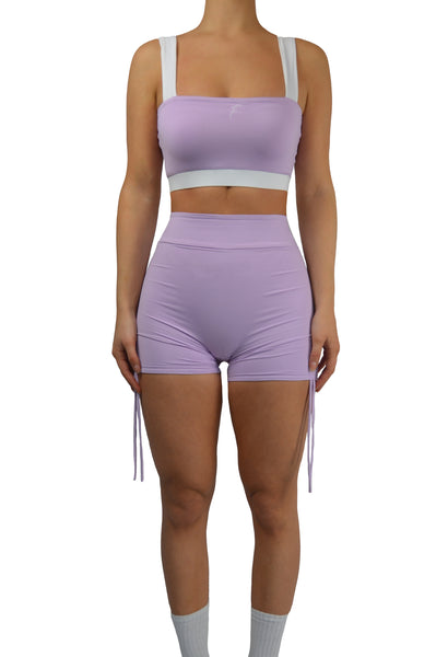 Fenzi swim legging kort short lila