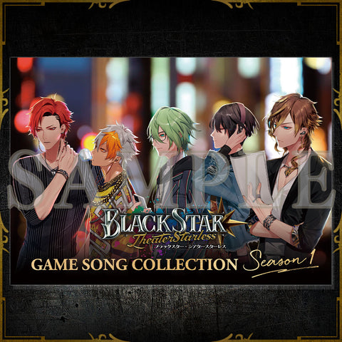 BLACKSTAR GAME SONG COLLECTION