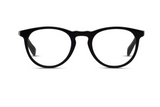 Blaine Black Round Eye Glasses