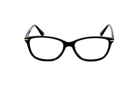 Bailey Blue Midnight Black Oval Glasses