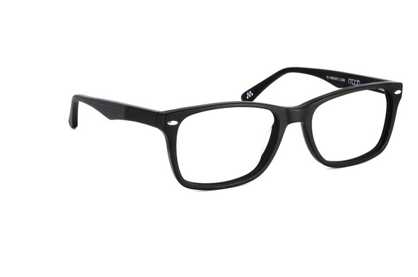 Branton Blue Blocking Glasses in Black