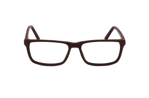 Brodie Blue Square Wood look Blue Light Glasses