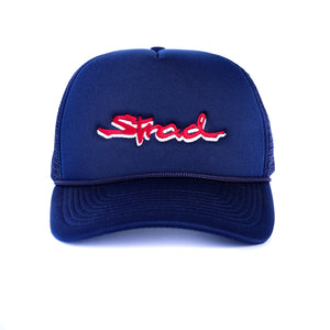 The Strad Trucker Hat