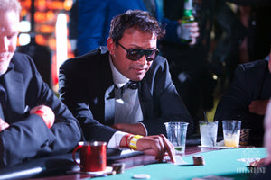 Celebrity Poker Table Seat