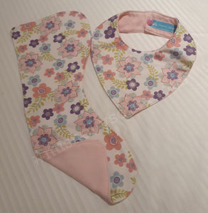 Bib & Burp Cloth Sets