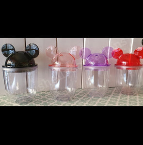 Mouse Double Walled Tumblers