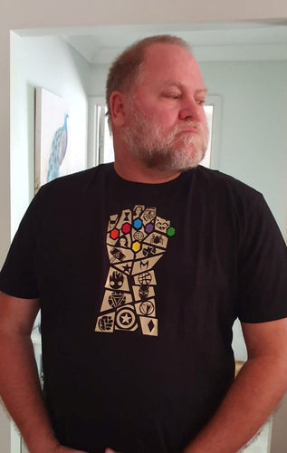 The Infinity Gauntlet Men's T-Shirt