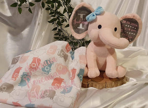 Elephant - Soft Toy