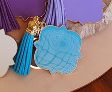Load image into Gallery viewer, Tassel Key Rings - Enamel